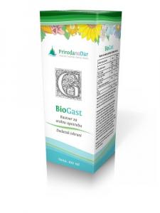 BioGast kapi za želudac, gastritis i pojačanu kiselinu