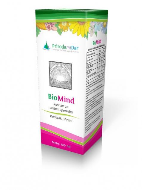 BioMind kapi za depresiju i protiv anksioznosti