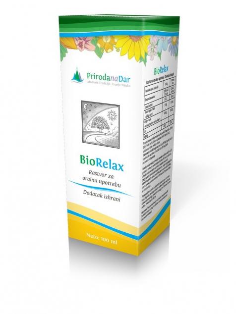 BioRelax kapi za smirenje i prirodne kapi protiv nesanice