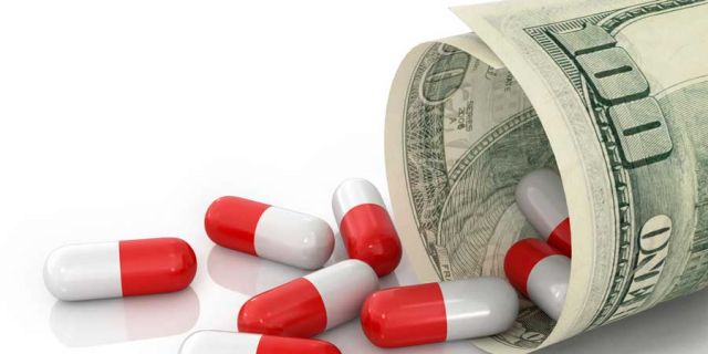 Velika farma (Big Pharma) - biološka terapija je veliki biznis zvanične medicine