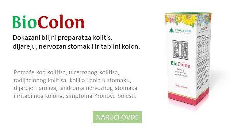 BioColon oglas 2017 za BB