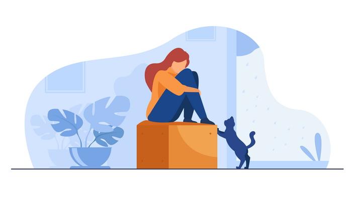 Hronična usamljenost može da utiče na mentalno zdravlje!
